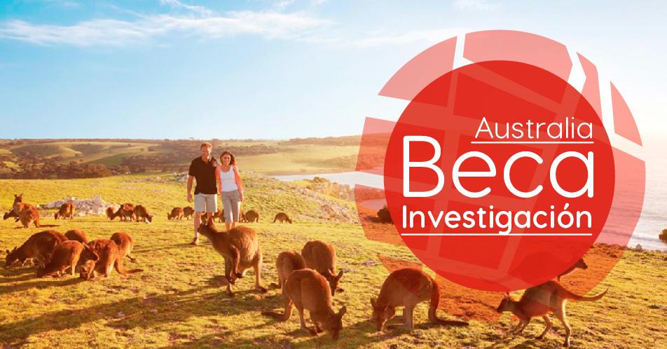 Australia: Becas Para Investigación en Diversos Temas The University of Adelaide