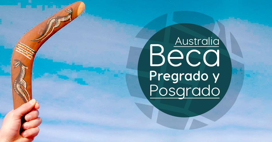 Australia: Becas Para Pregrado y Posgrado en Diversos Temas Monash University